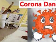 coronavirus-positive-patient-sanjay-kumar-corona-dance-video-bahraich