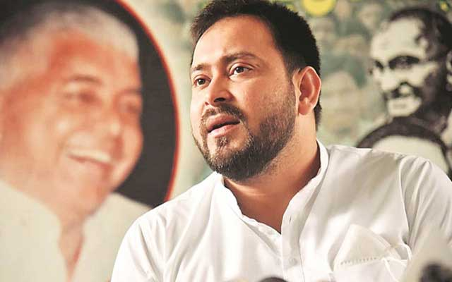 Tejashwi becomes leader of Grand Alliance, Congress to contest 70 and RJD 144 seats