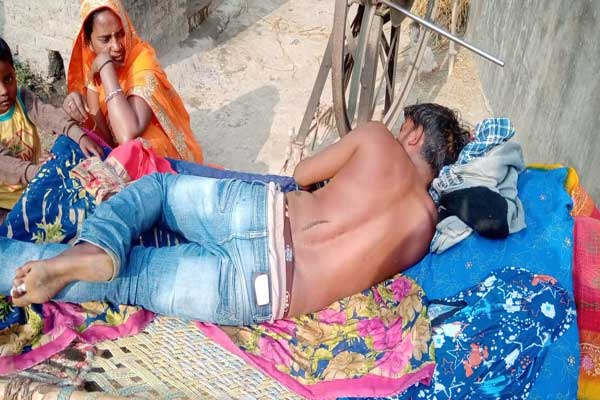 Bullies brutally beaten Dalit youth for playing horn