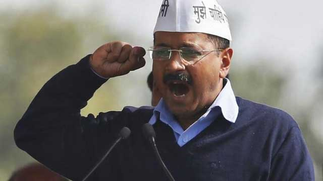 cm-kejriwal-reaches-ahmedabad-will-inaugurate-aap-state-office