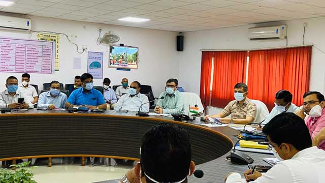 Barabanki Communicable disease control and Dastak campaign
