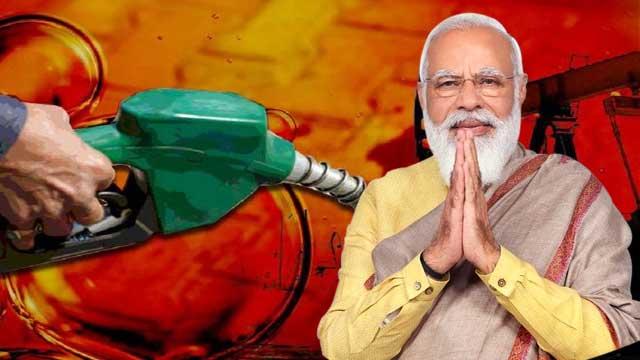 Diesel becomes costlier than petrol in Modi's Gujarat