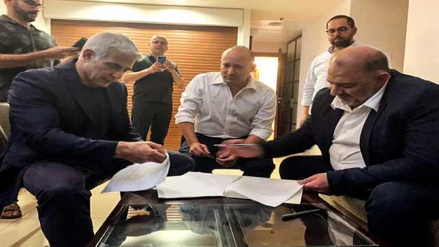 world-news-arab-islamist-helps-clinch-israels-new-anti-netanyahu-government-2021