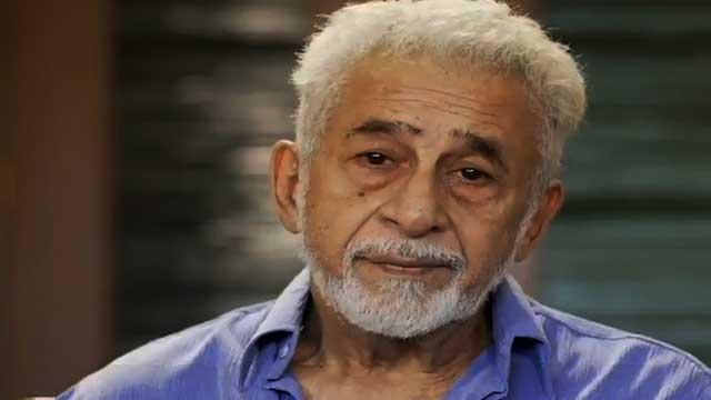 Naseeruddin Shah admitted in hospital