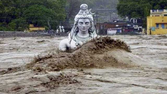 Uttrakhand rivers and flood