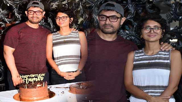 Aamir Khan will give divorce to wife Kiran