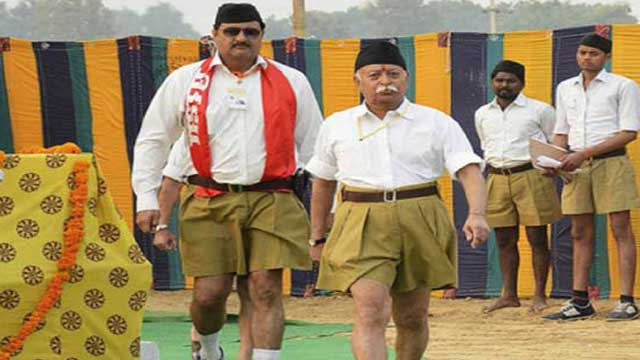 Dilip C Mandal asked RSS chief Mohan Bhagwat on DNA statement