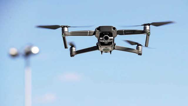 Islamabad: Drone infiltration inside Indian Embassy