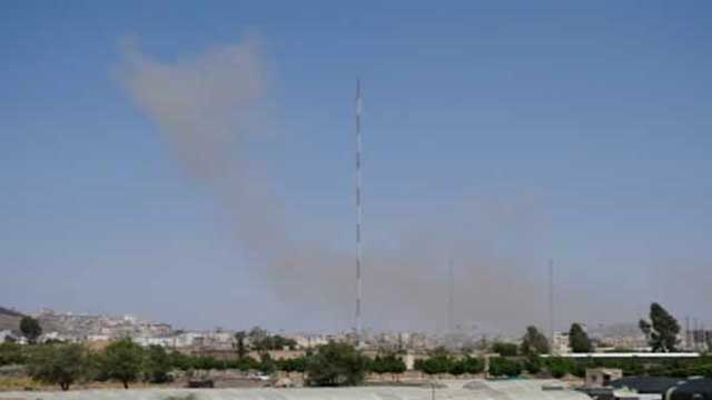 Explosion at pro-government hideout in Yemen