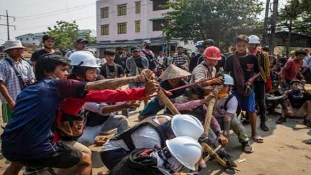 Myanmar: Over 2000 captive protesters released