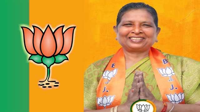Bihar Deputy Chief Minister Renu Devi