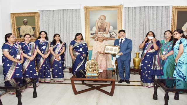 'Sakhi Project' of SBI for female banker is respecting effort to empower: Anandiben Patel