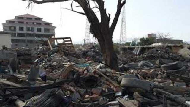 Terrorists blow up bridge in Afghanistan